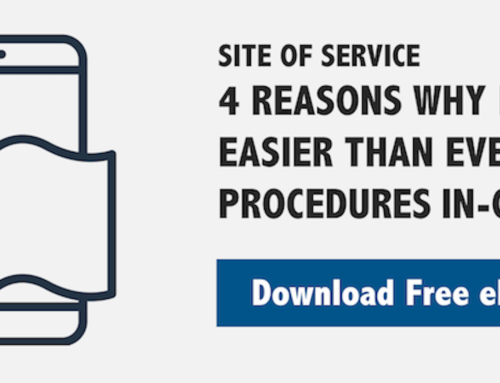 eBook: 4 Reasons Why it's Easier than Ever to Move Procedures In-Office